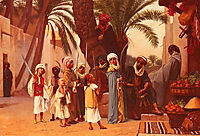 A Tale of 1001 Nights, boulanger