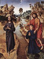 Ecce agnus Dei, c.1463, bouts