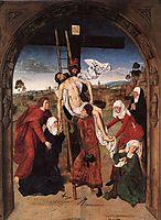 Passion Altarpiece (central panel), c.1455, bouts