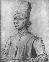 Portrait of a Man, c.1462, bouts