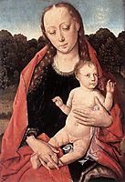 The Virgin and Child, bouts