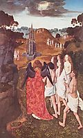 The way to Paradise, c.1468, bouts