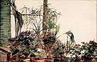 Pots De Fleurs À Sèvres, 1880, bracquemond