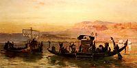 Cleopatra-s Barge, bridgman