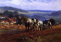 The Laborer, bridgman