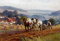 Plowing the Field, bridgman