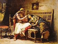 Queen of the Brigands, 1882, bridgman