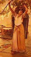 Spanish Lady, 1887, bridgman