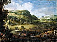 An Extensive Landscape, bril