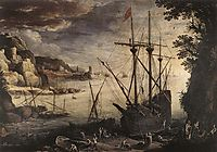 The Port, 1611, bril
