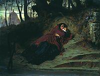 Abandoned, 1873, bronnikov