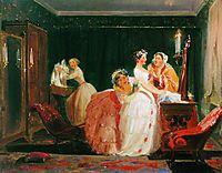 Fees for the crown, 1856, bronnikov
