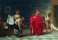 Masquerade, 1870, bronnikov