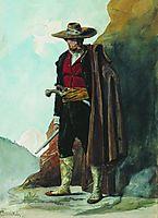 Rebel, 1885, bronnikov