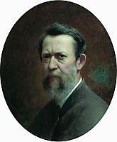 Self-portrait, 1889, bronnikov