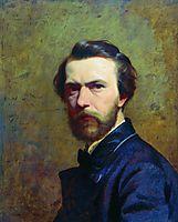 Self-portrait, c.1850, bronnikov