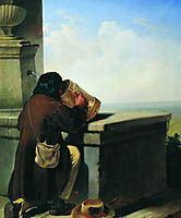 Wayfarer, 1869, bronnikov