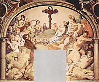 Adoration of the Cross with the Brazen Serpent, c.1544, bronzino
