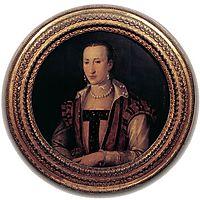 The Ailing Eleonora da Toledo, 1556, bronzino