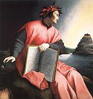 Allegorical Portrait of Dante, 1530, bronzino