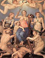 Allegory of Happiness, 1564, bronzino