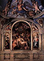 Altarpiece, c.1540, bronzino