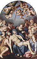 Deposition from the Cross, 1545, bronzino