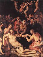 Deposition from the Cross , 1565, bronzino
