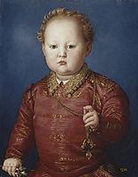 Don Garcia de- Medici , c.1550, bronzino