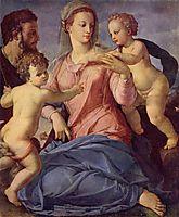 The Holy Family, c.1545, bronzino