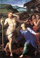 Noli me tangere, 1561, bronzino