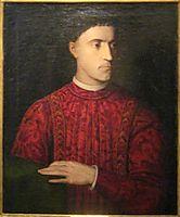 Pietro de- Medici, bronzino