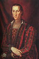 Portrait of Francesco I de- Medici, 1551, bronzino