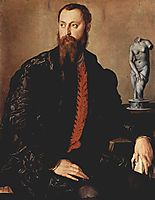 Portrait of a gentleman, c.1552, bronzino