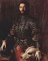 Portrait of Guidubaldo della Rovere, 1532, bronzino