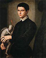 Portrait of a Sculptor, c.1550, bronzino