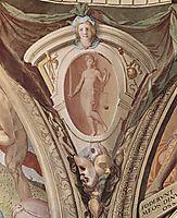 Scenes of allegories of the cardinal virtues, c.1544, bronzino