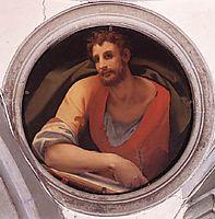 St. Mark, c.1525, bronzino