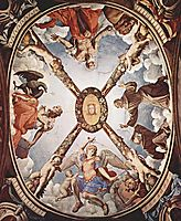 Stigmatization of St. Francis, c.1544, bronzino