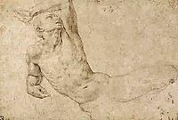 Study for a , c.1552, bronzino
