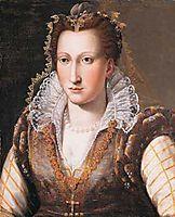 Unknown Lady, bronzino