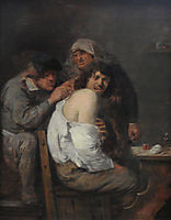 The Back Operation, c.1636, brouwer
