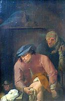Father-s of unpleasant duties, 1631, brouwer