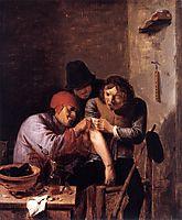 Feeling, c.1635, brouwer