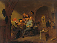 The master of drinking, brouwer