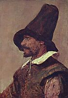 Portrait of a Man, c.1630, brouwer