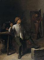 The Smoker, brouwer