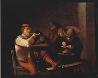 Smokers in an Inn, brouwer