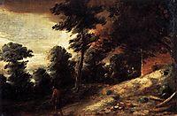 Twilight Landscape, c.1635, brouwer