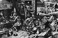 The Alchemist, 15, bruegel